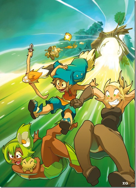 Wakfu Zaap Portal Travel